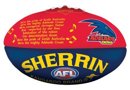 Adelaide Crows Team Song Ball