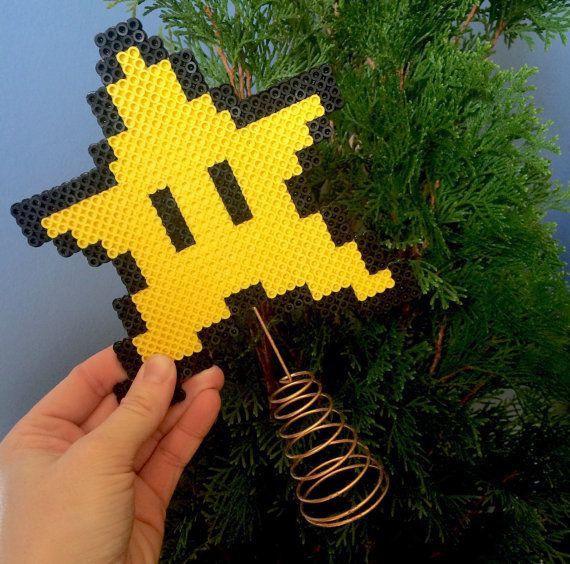 Super Mario Bros. Star Tree Topper