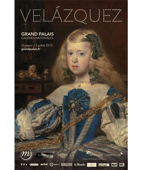 Velazquez au Grand Palais - Le Grand Palais - Du Mercredi 25 mars 2015 au lundi 13 juillet 2015