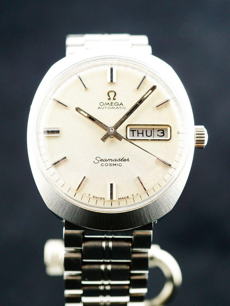 1968 Omega Seamaster Cosmic Ref. 166.035