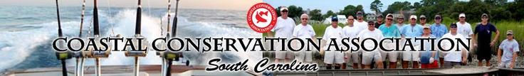 Coastal Conservation Association South Carolina