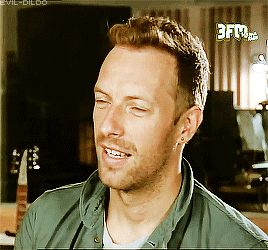 """""""I never talk about my wife: we're both in public professions but we try to keep our private life private.' - Chris Martin"""