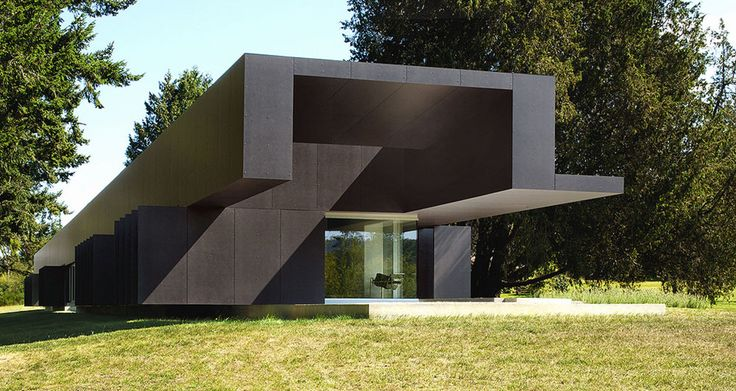 Patkau Architects · Linear House · Divisare