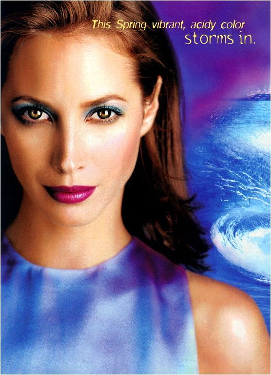 christy turlington maybelline - photo #25