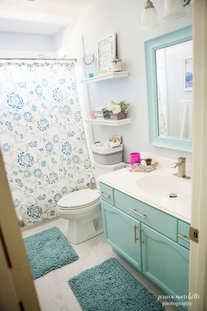 Accents Small Bathroom