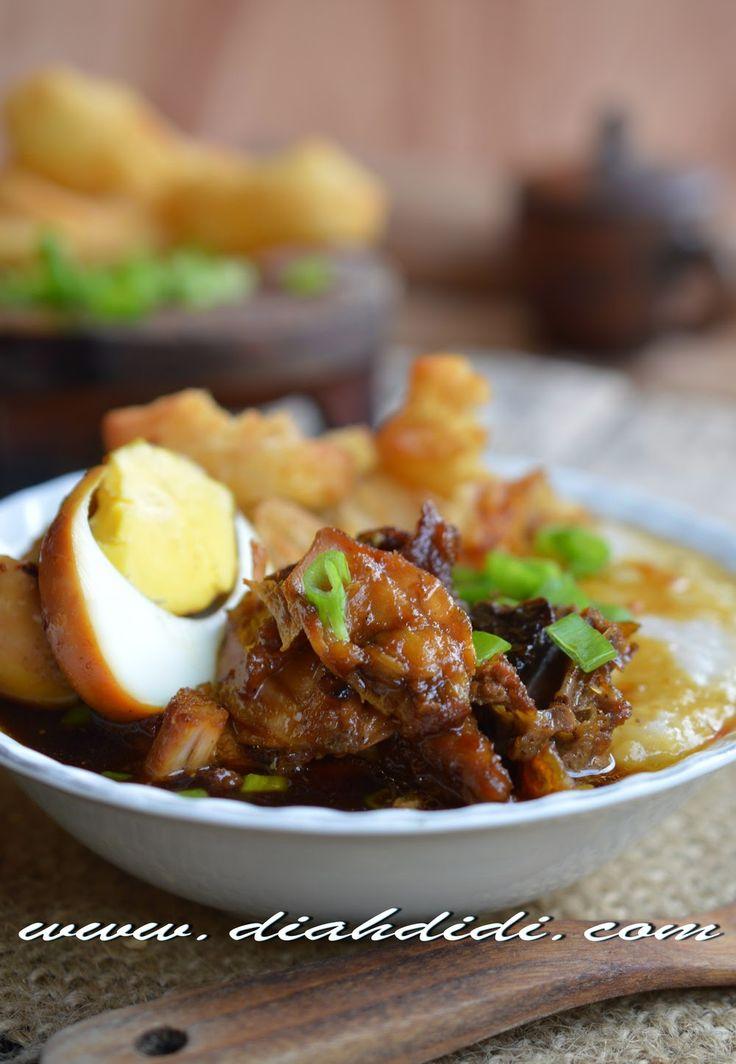 Bubur Semur Ayam