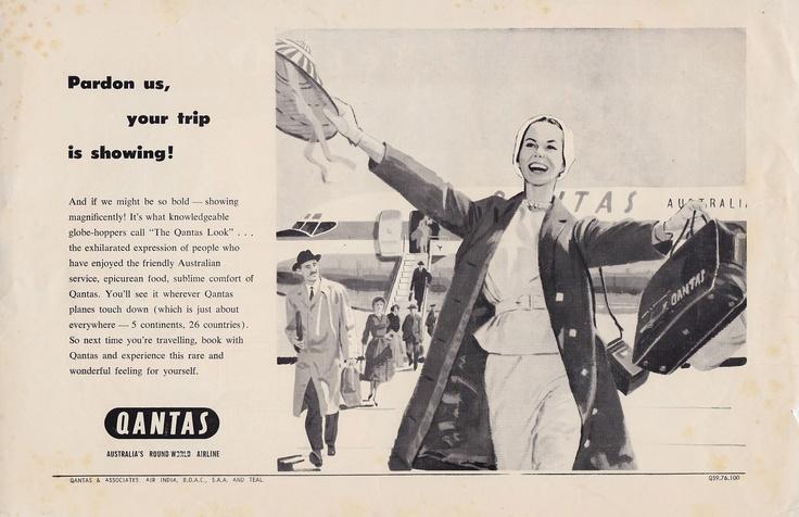 Qantas 1960