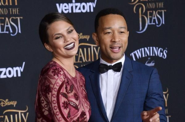 John Legend opened up about Chrissy Teigen's struggle with postpartum depression following daughter Luna's birth in April.