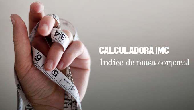 Cómo calcular el IMC. Indice de Masa Corporal FACIL. CALCULADORA - Crossfiteros