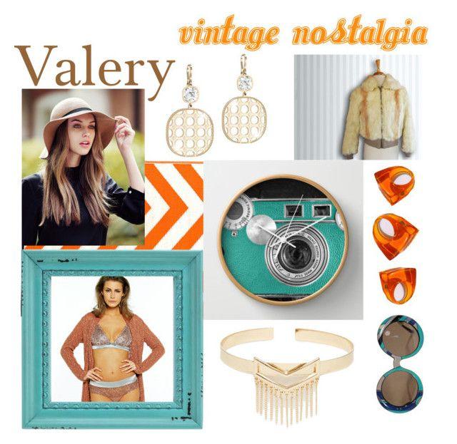 """Vintage nostalgia"" by stefania-desdemona-rubini on Polyvore featuring moda, Fab Habitat, Lipsy, ASOS, Emilio Pucci e vintage"