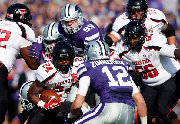 NCAA Football Betting: Free Picks, TV Schedule, Vegas Odds, Kansas State Wildcats vs. Texas Tech Red Raiders, Nov 14th 2015