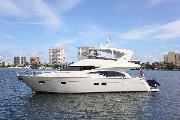 59' Marquis Flybridge Motor Yacht 2005 for Sale | Contact Justin Onofrietti of DYS at 954.770.5281 or Justin@DenisonYachtSales.com #yachting #yachtlife #yachtforsale