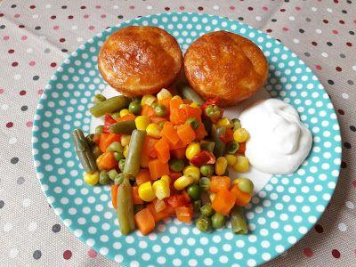 Betti gluténmentes konyhája: Sajtpuffancs