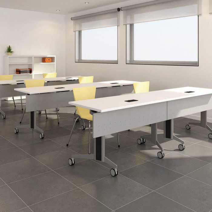 mobilier de bureau mbh vous presente la collection de tables genius d artopex que