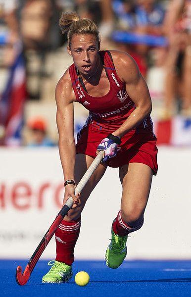 Susannah Townsend - Hockey.