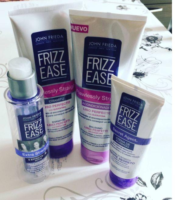 Acondicionador de día, Frizz Ease de John Frieda. | 15 Productos para las chicas con pelo esponjado que en verdad funcionan