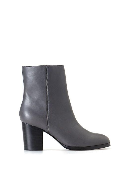Zip Boot from @Elizabeth Cassinos Road @Kay Beaver New Zealand #statementboots #winter