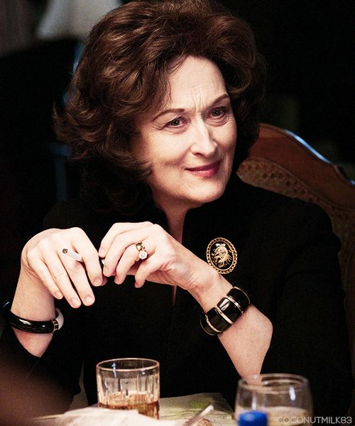 """""""August: Osage County"""" (2013). Just incredible acting by Meryl Streep."""