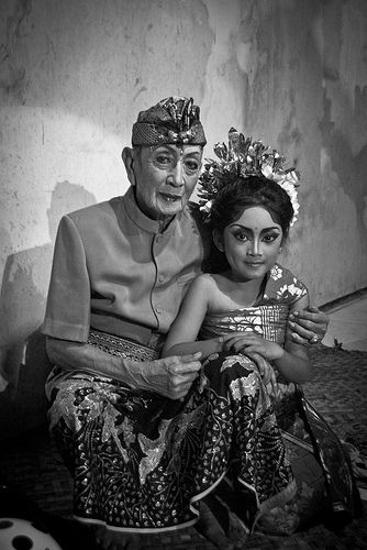 Balinese. Bali, Indonesia.
