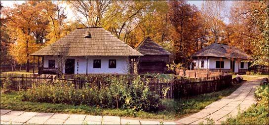 Village Museum Dimitrie Gusti, Bucharest