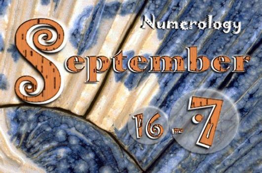 September Numerology 2014
