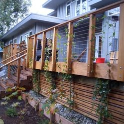 Deck Skirting Design Ideas, Pictures, Remodel and Decor