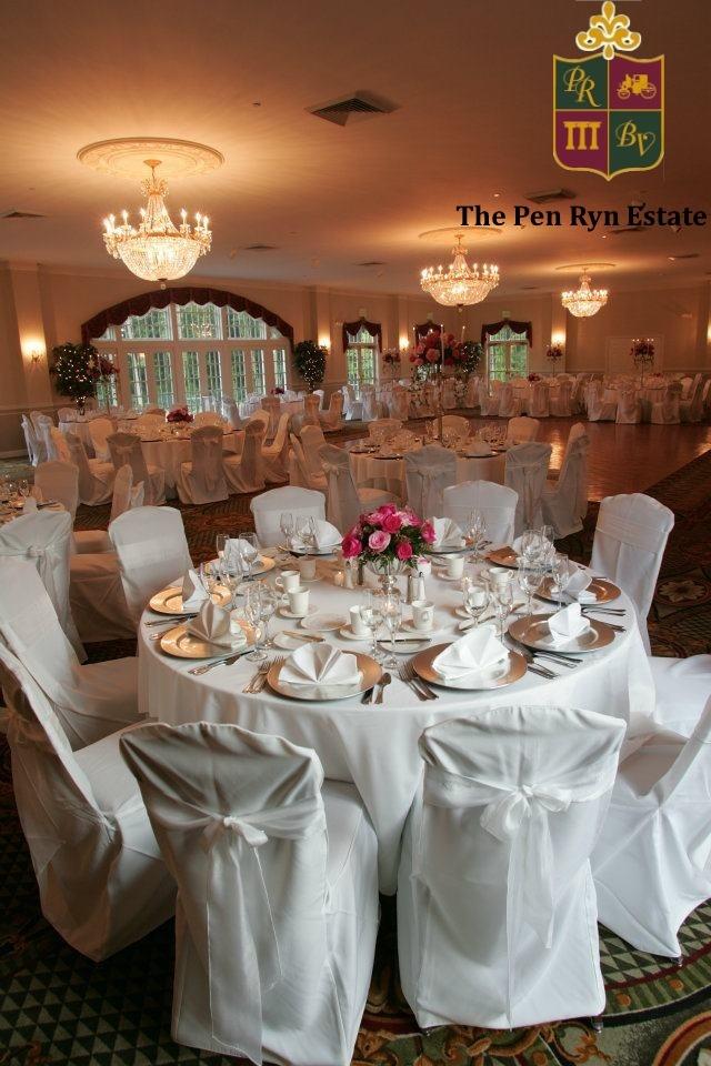 The Grand Ballroom At Belle Voir Manor Pen Ryn Estate 2156330600