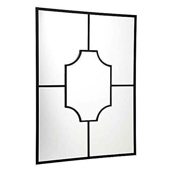 Boyd Wall Mirror by Cafe Lighting