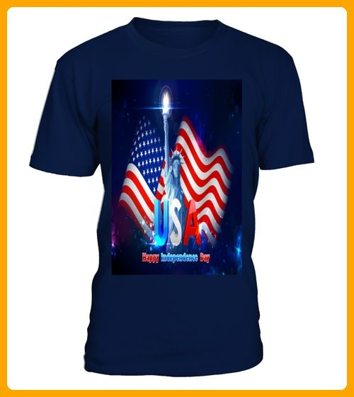 Happy independence day USA - 14 juli shirts (*Partner-Link)