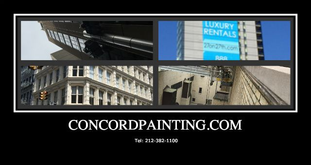 https://www.academia.edu/12631825/Concord_Painting_Inc._Commercial_Sign_Painting_NYC commercial painting, rigging, scaffolding, NYC, New York City, New York Since 1951 Concord Painting Inc. has been painting commercial signs all over town.  They are Scaffold Rigging Professionals who will paint your building or paint your sign no matter how high you need it.