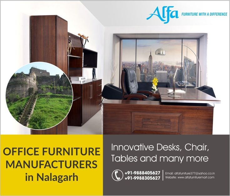 Furniture From The Best Office Manufacturers In Nalagarh To Visit Http