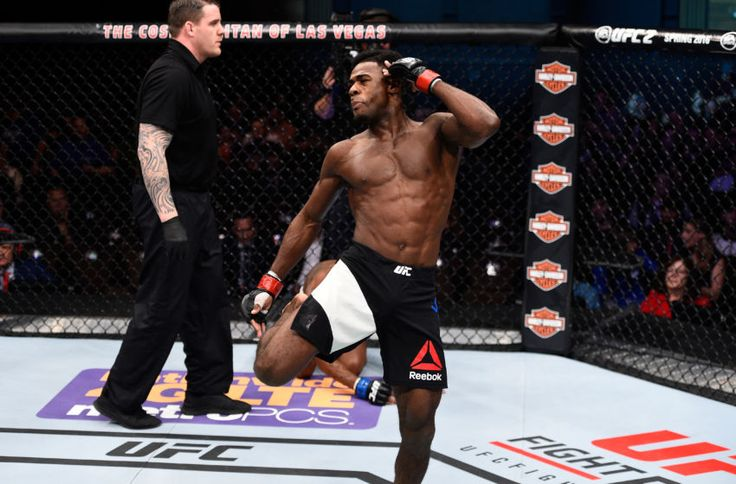 UFC on FOX 24: Aljamain Sterling defeats Augusto Mendes via unanimous decision