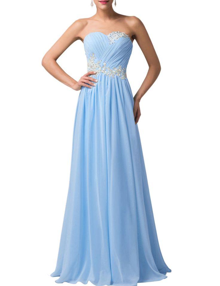 Light Blue Bridesmaid Dresses 1000+ ideas abo...