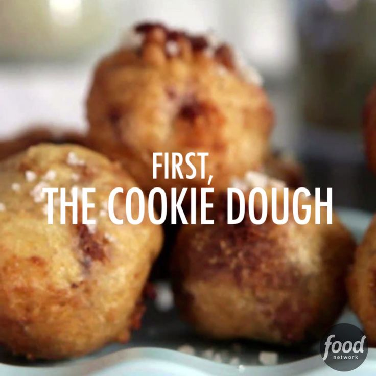 Anne's found a new way to enjoy chocolate chip cookie dough: deep fried!