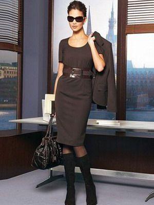 Стили платьев и их фото: классический, готический, стиль рок, одри и других деловых стилей