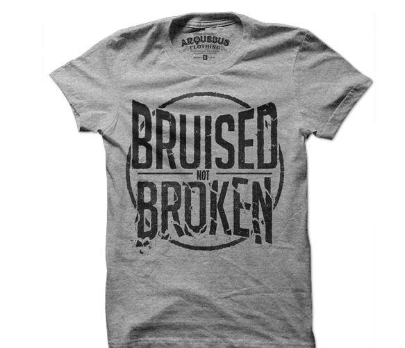 Bruised Not Broken T-Shirt