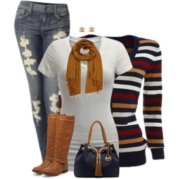 Fall Fashion Casual