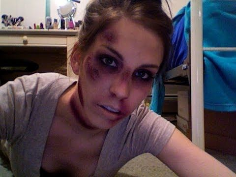 Zombie Makeup (Halloween Tutorial)
