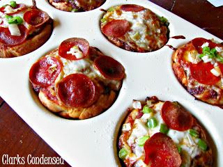 Copycat Pizza Hut Sliders - delicious and easily customizable!