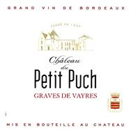 A reasonable French Bordeaux to try...available at Goody Goody. Petit Puch Graves de Vayres 2005, Meritage Wine