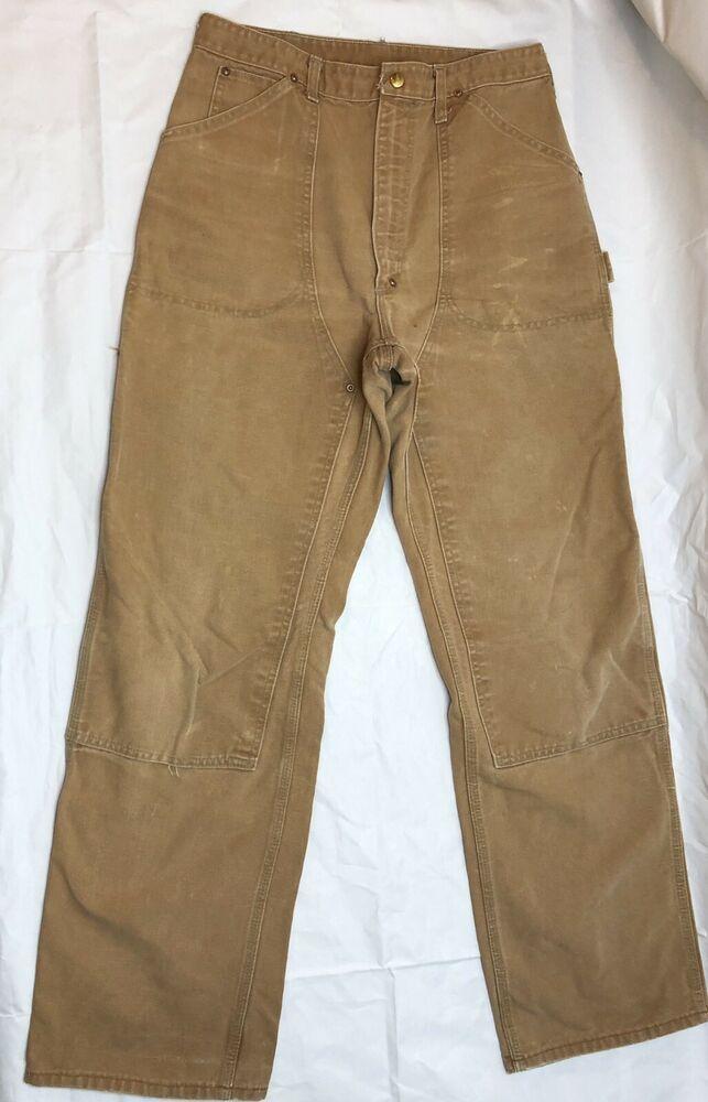 32 Waist Mens Western Wear Pants Trousers Slacks Bone