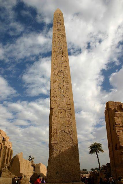 Waar dienden obelisken voor?