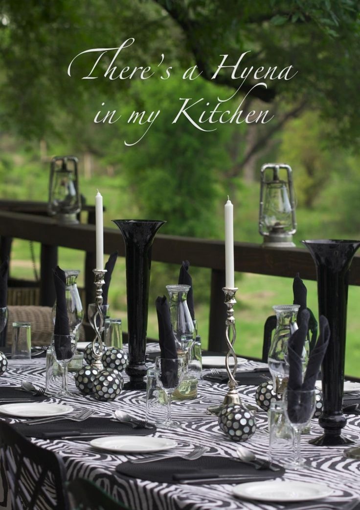 There's a Hyena in my Kitchen by Grant Notten - issuu