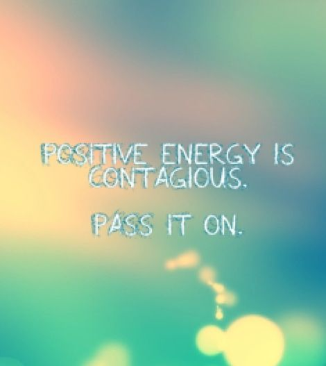 Pass it on! | Think positive! Quotes | Pinterest Positive Quotes About Work