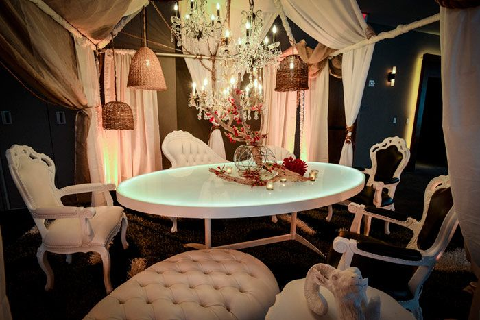 CORT Reveals Latest Trends in Furniture for Party Rentals to V.I.P. Event Planners