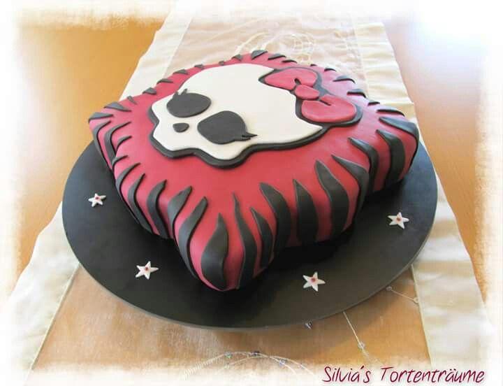 Monster high kuchen dekoration appetitlich foto blog f r sie for Dekoration kuchen