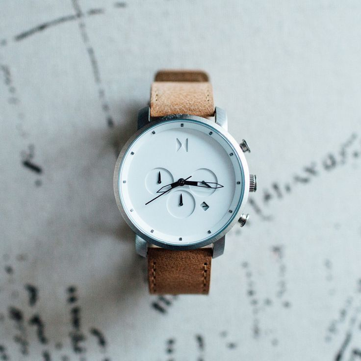 The Design Gift Shop - MVMT | Chrono | White