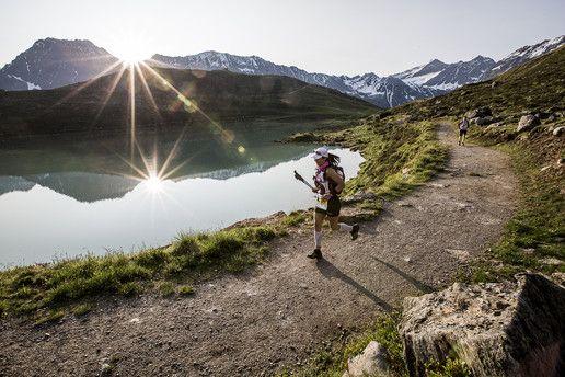 Trail Running! Vorbei am Rifflsee #DachTirols