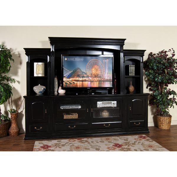 best 25 black entertainment centers ideas on pinterest living room entertainment ideas. Black Bedroom Furniture Sets. Home Design Ideas