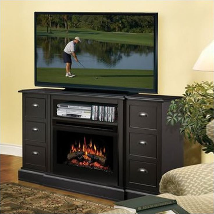 Holly & Martin MacKenzie Shoe Bench in Warm Espresso. Dimplex Electric  FireplaceElectric Fireplace Tv StandElectric ... - 24 Best Images About TV Stand/Electric Fireplace On Pinterest